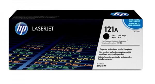 HP 121A Toner schwarz 5.000 Seiten