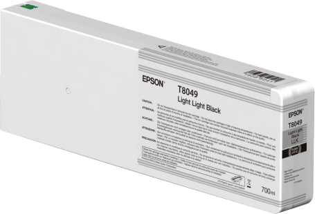 Epson T8049 Tinte light light schwarz 700 ml (C13T804900)