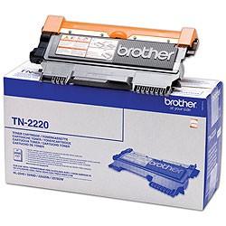 Brother TN-2220 Toner schwarz 2.600 Seiten