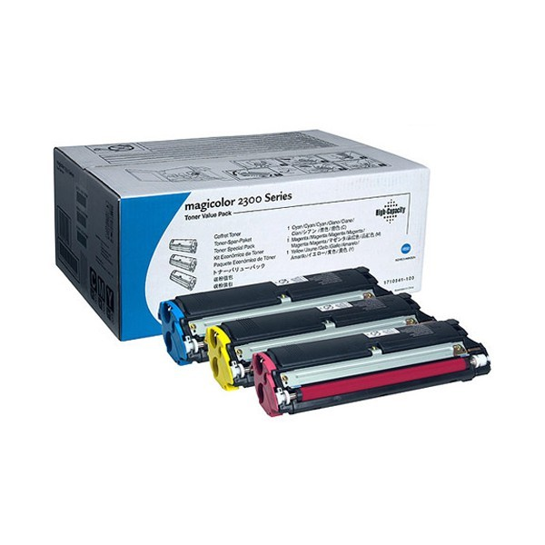 Konica Minolta 1710541-100 Toner farbig 4.500 Seiten