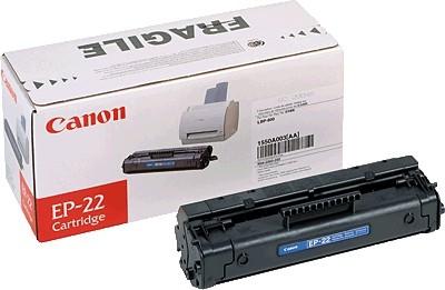 Canon EP-22 Toner schwarz 2.500 Seiten