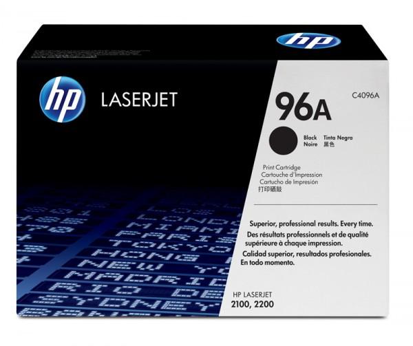 HP 96A Toner schwarz 5.000 Seiten