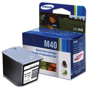 Samsung INK-M40/ELS Original Tintenpatrone Schwarz 750 Seiten