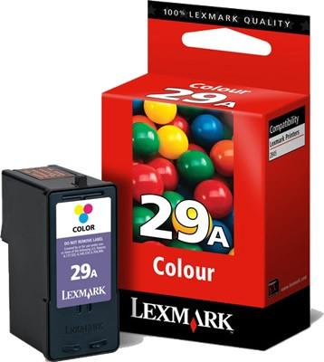 Lexmark 29A Tinte farbig 150 Seiten